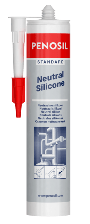 PENOSIL Standard Neutral Silicone with good processing properties