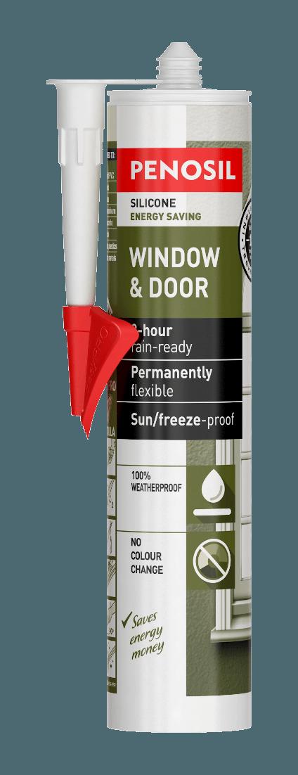 PENOSIL Window & Door silicone sealant - EasyPRO