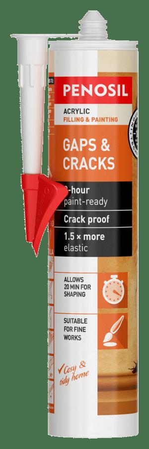 PENOSIL Gaps & Cracks Acrylic Sealant fo filling gaps