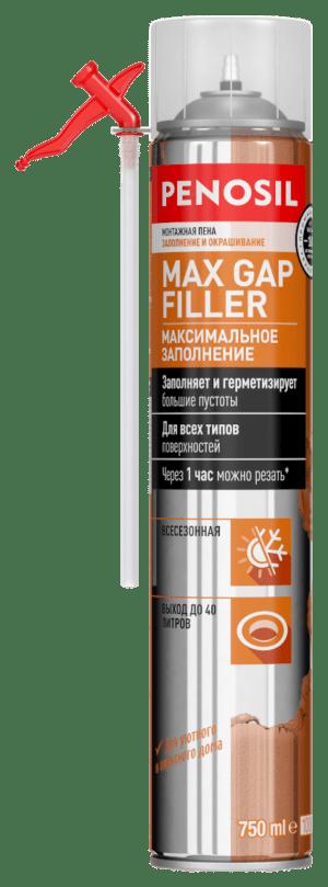 Пеногерметик PENOSIL Max Gap Filler - Easy PRO