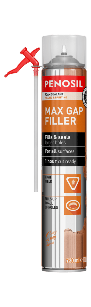 PENOSIL Max Gap Filler foam sealant - EasyPRO