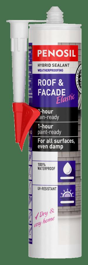 PENOSIL Roof & Facade Elastic hybrid sealant - EasyPRO