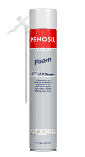 PENOSIL Standard Foam All Season with straw applicator for diffrent weather condition use.