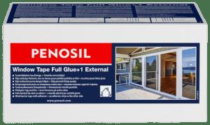 PENOSIL Window Tape Full Glue+1 External ārējā logu lente