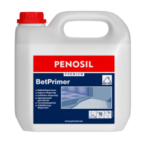 PENOSIL Premium BetPrimer for priming concrete surfaces