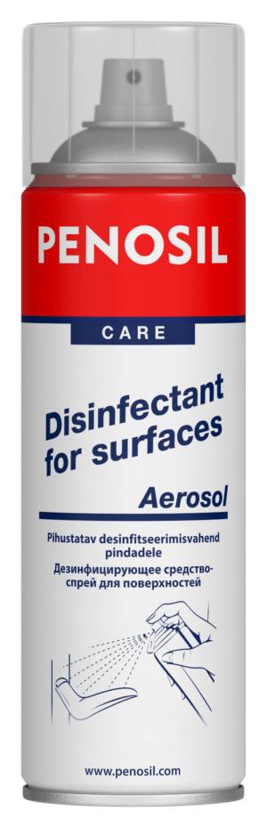 PENOSIL Care sprayable disinfectant for surfaces Aerosol