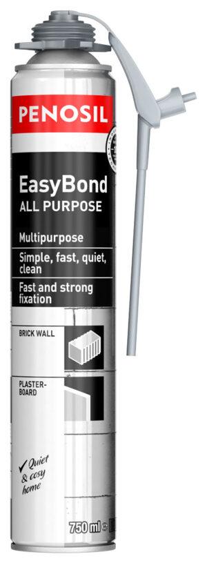 Многофункциональная клей-пена PENOSIL EasyBond All Purpose