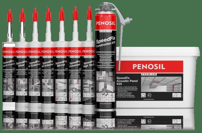 SpeedFix adhesives